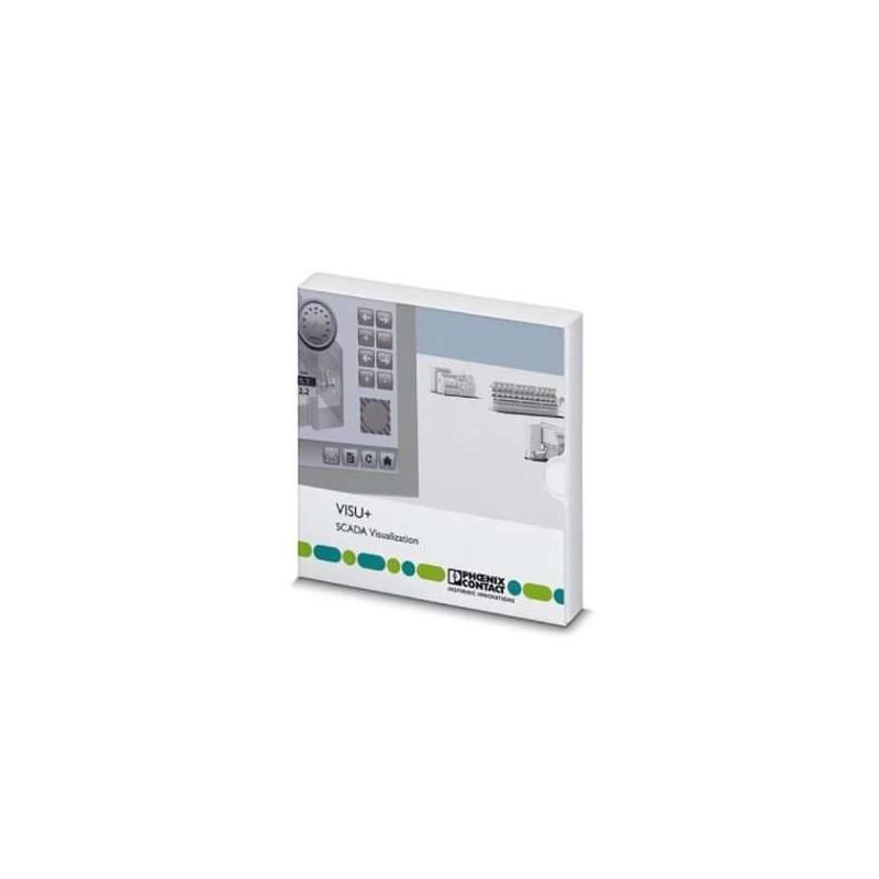 2404358 Phoenix Contact - Software - VISU+ 2 RT-D UNLTD NET WEB1