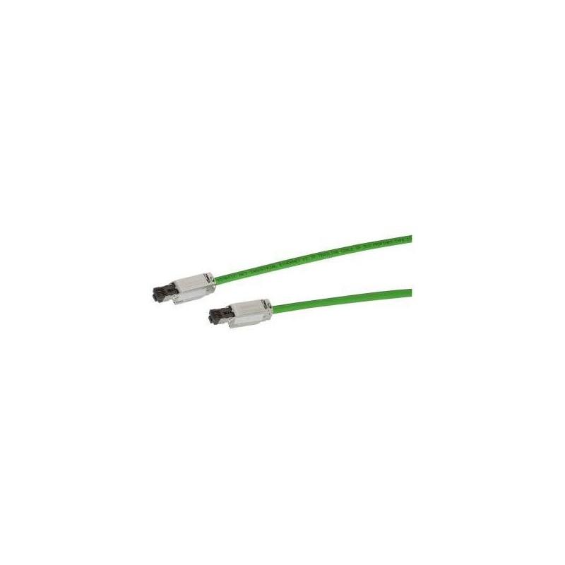 6XV1871-5BN10 Siemens IE CONNECTING CABLE IE FC RJ45 PLUG-180/IE FC RJ45 PLUG-180 LENGTH 10.0 M