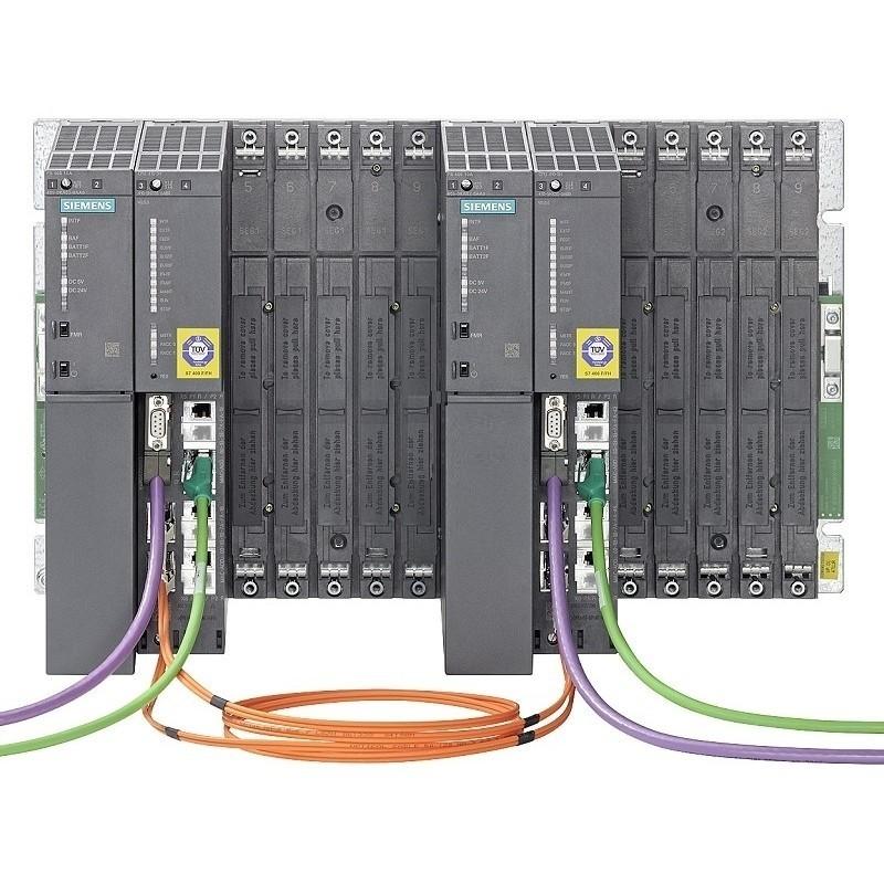 6ES7400-0HR03-4AB0 SIEMENS SIMATIC S7-400H 416-5H BUNDLE