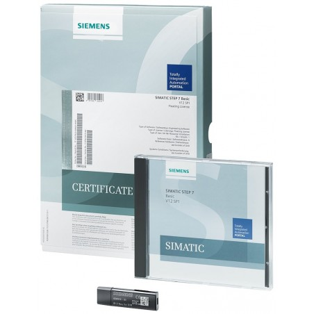 Siemens 6AV2103-0HA03-0AA5 SIMATIC WINCC PROFESSIONAL 4096 POWERTAGS V13 SP1 ENGINEERING SOFTWARE IN TIA PORTAL