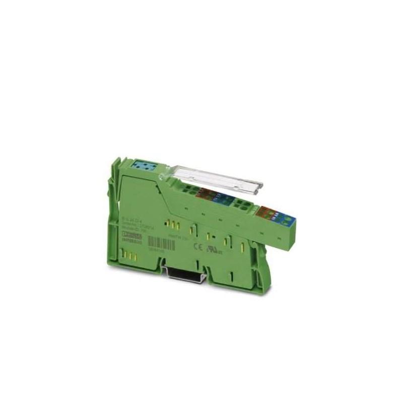 IB IL 24 DI 4-PAC PHOENIX CONTACT 2861234