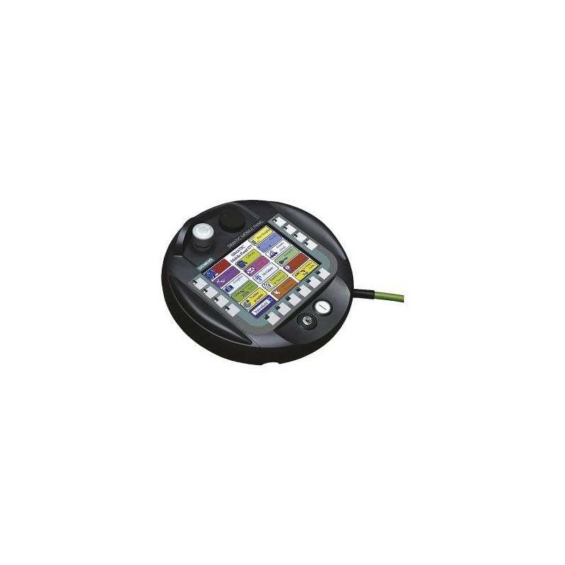 6AV6645-0AB01-0AX0 SIEMENS SIMATIC HMI MP 177 DP