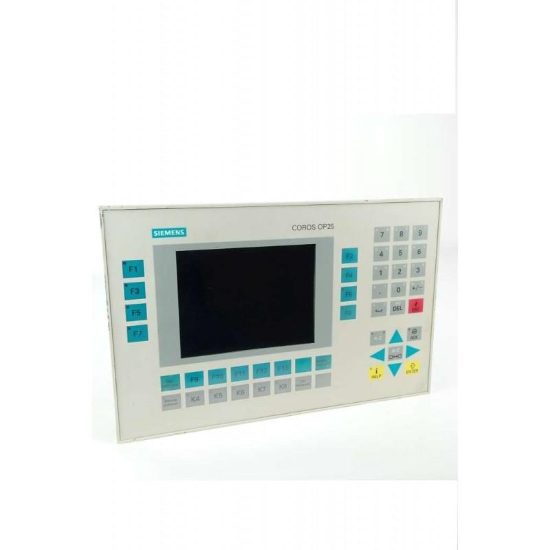 6AV3525-1EA41-0AX1 SIEMENS SIMATIC OPERATOR PANEL OP25