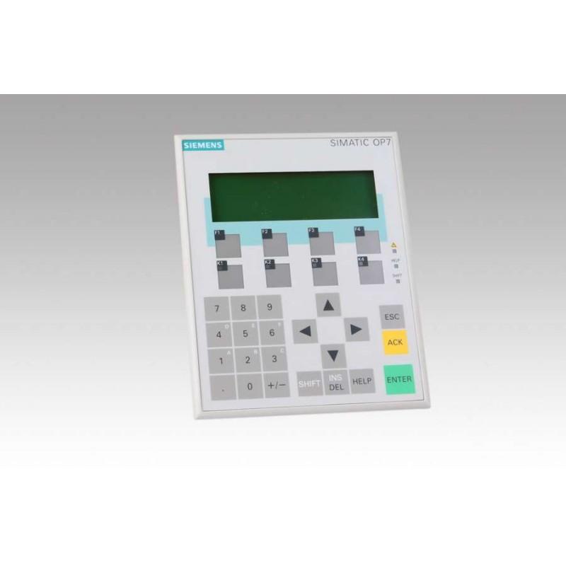 6AV3607-1JC00-0AX2 SIEMENS SIMATIC OP7