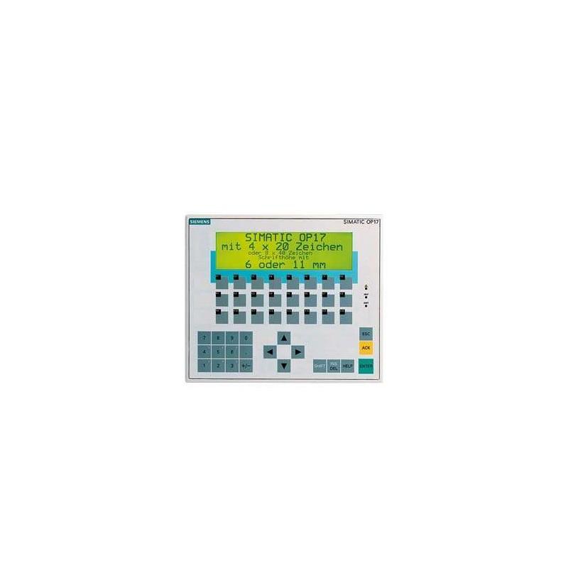 6AV3617-1JC00-0AX2 SIEMENS Operator Panel OP 17