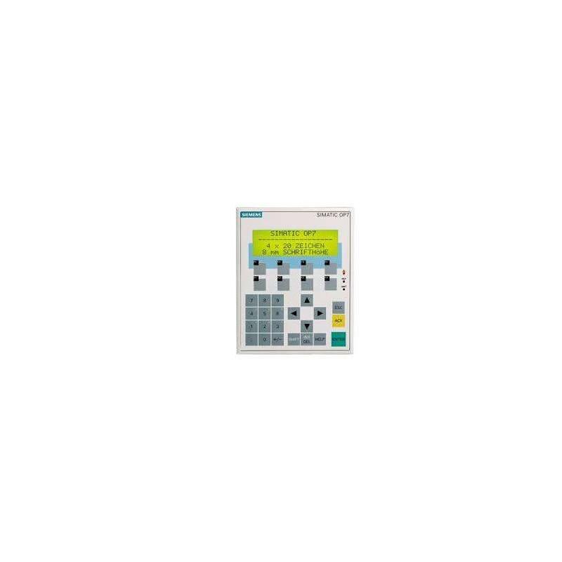 6AV3607-1JC00-0AX1 SIEMENS OPERATOR PANEL OP7