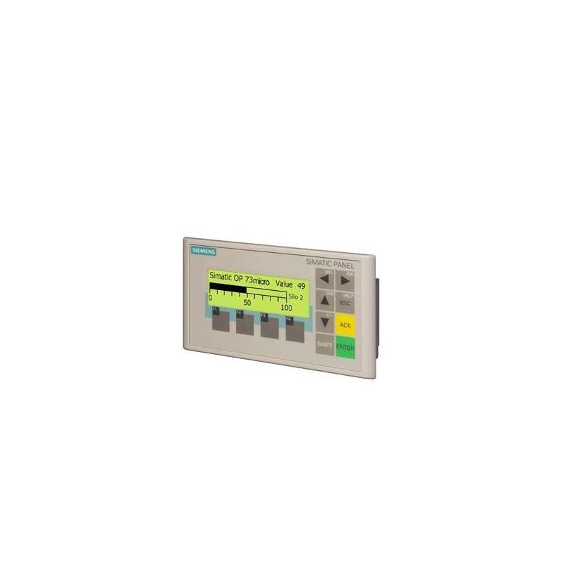 6AV6640-0BA11-0AX0 SIEMENS SIMATIC HMI OP 73