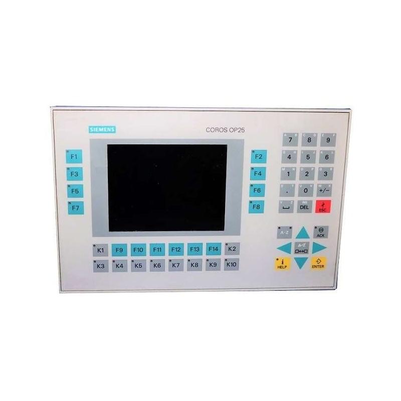 6AV3525-1EA01-0AX0 SIEMENS SIMATIC OPERATOR PANEL OP25