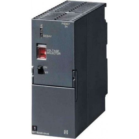 6ES7307-1BA00-0AA0 SIEMENS SIMATIC S7-300 PS307