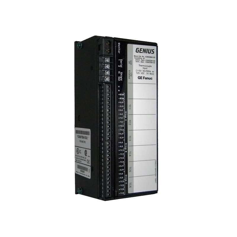 IC660BBA103 GE Fanuc