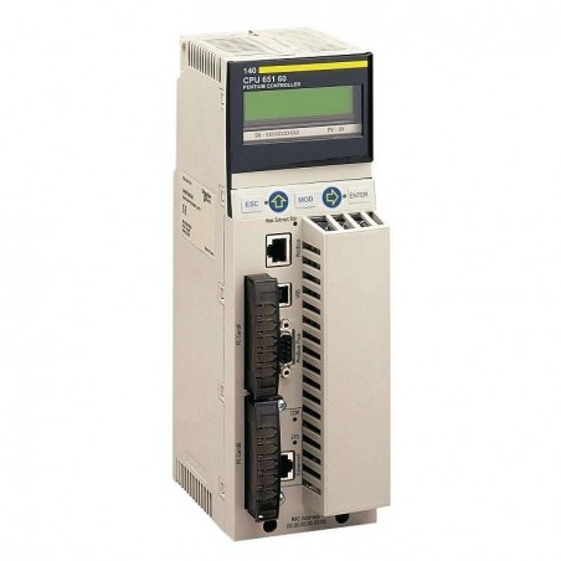 140CPU65160 SCHNEIDER ELECTRIC - Processor 140-CPU-651-60