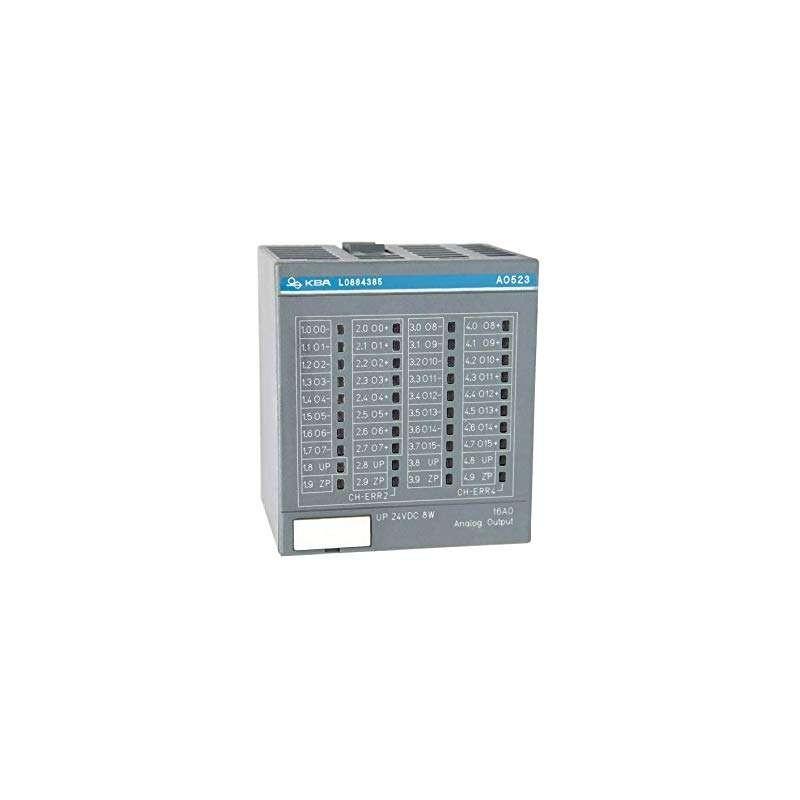AO523-KBA ABB - Analog...