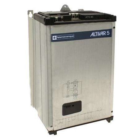 ATV452075 Telemecanique - Variable speed drive