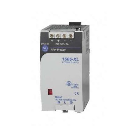 1606-XL120D Allen-Bradley Power Supply Standard
