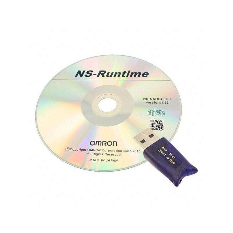 NS-NSRCL10-WN OMRON -...