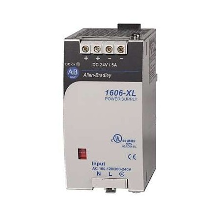 1606-XL120E-3 Allen-Bradley - Power Supply